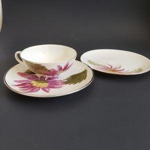 Franciscan fine china Tea set USA 1951